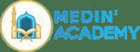 Logo Header Couleur Transparent - Medin'Academy