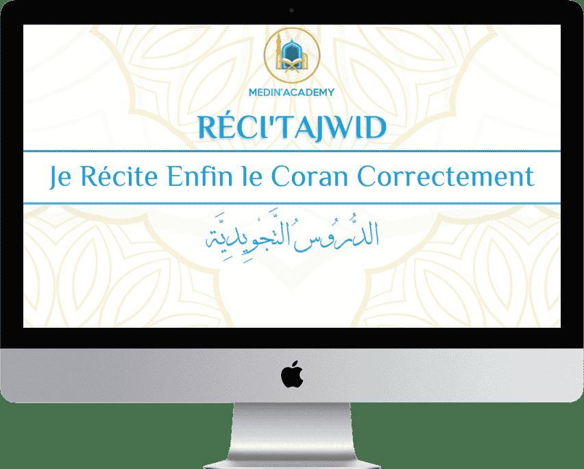 Formation Tajwid Coran Réci'Tajwid