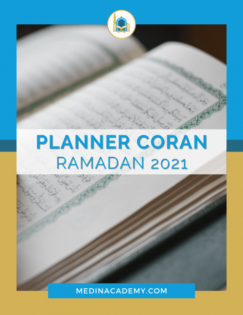Planner Coran medinacademy